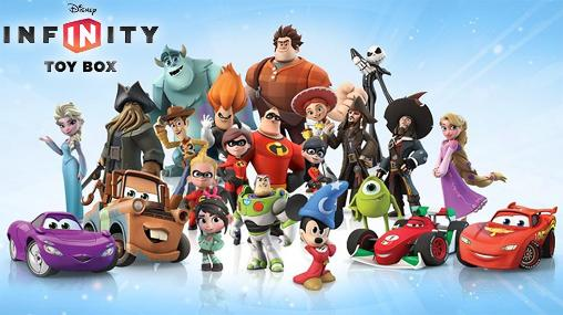 logo Disney infinity: Toy box 2.0