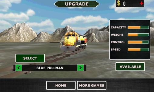 Trains simulator: Subway para Android