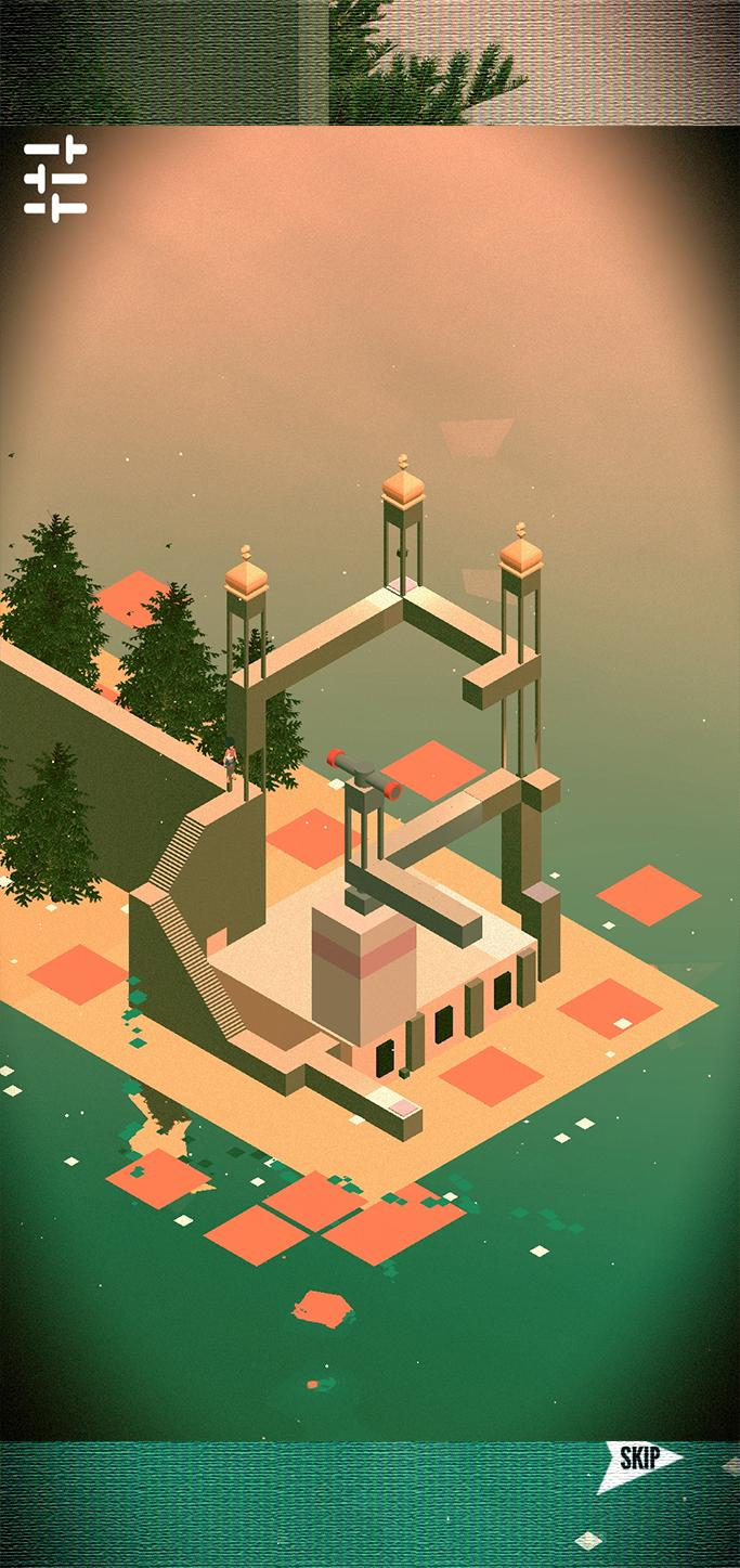 Odie's Dimension II: Isometric puzzle android game captura de tela 3