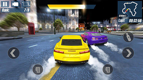 Real road racing: Highway speed chasing game screenshot 4
