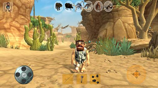 Caveman hunter für Android