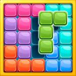 Blocks tangram icon
