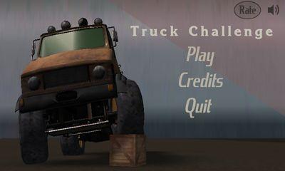 Truck Challenge 3D icône