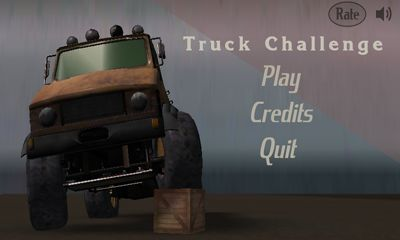 Truck Challenge 3D icono