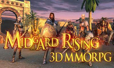 Midgard Rising 3D MMORPG icon