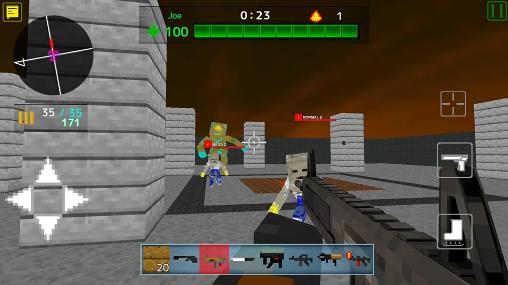 Death blocks 3 скриншот 2