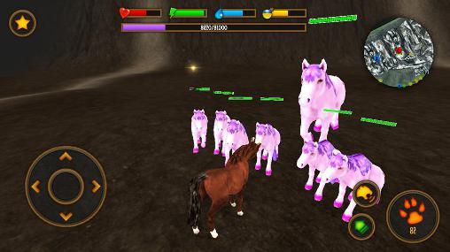 Clan of horse für Android