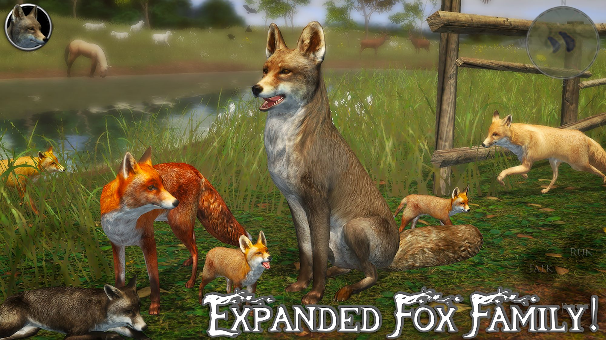 Ultimate Fox Simulator 2 для Android