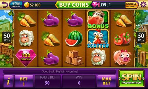 Golden lion: Slots para Android