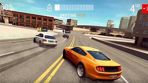 Grand street racing tour pour Android