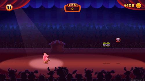 Piggy show screenshot 2