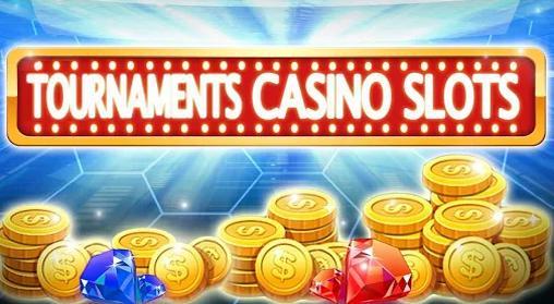 アイコン Tournaments casino slots: Win vouchers