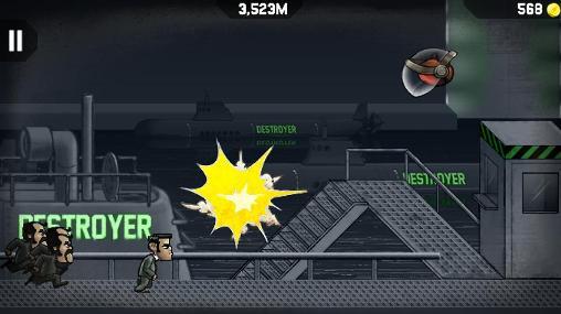 Agent, run! Screenshot