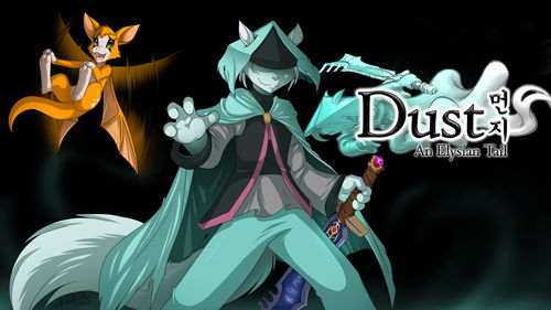 логотип Даст: Хвост Элизиума