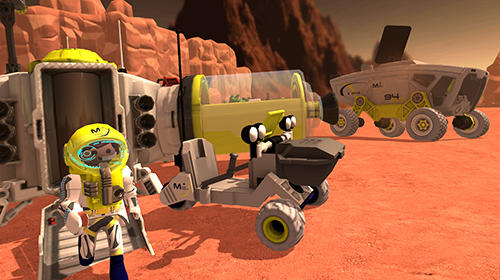 Playmobil: Mars mission für Android
