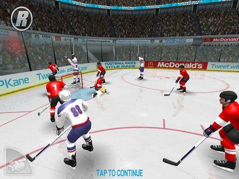 Hockey clásico con Patrick Kane en español