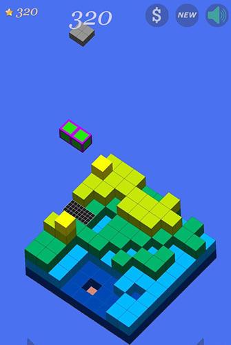 Logik CubeU 3D puzzle für das Smartphone