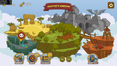 Shorties's kingdom 2 pour Android