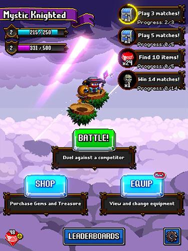 Arcade Dice mage online für das Smartphone