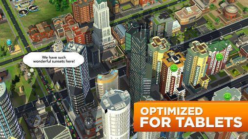 Wirtschaft Sim City: Bau Es auf Deutsch
