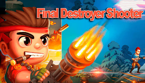 Final destroyer shooter icono