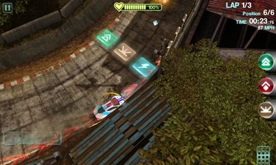 Blur overdrive screenshots