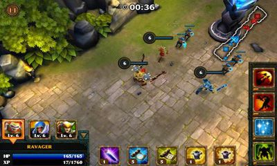 Legendary Heroes pour Android