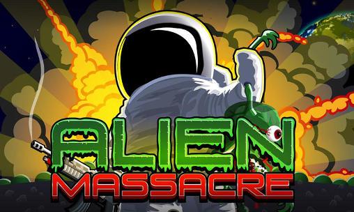 Alien massacre icon