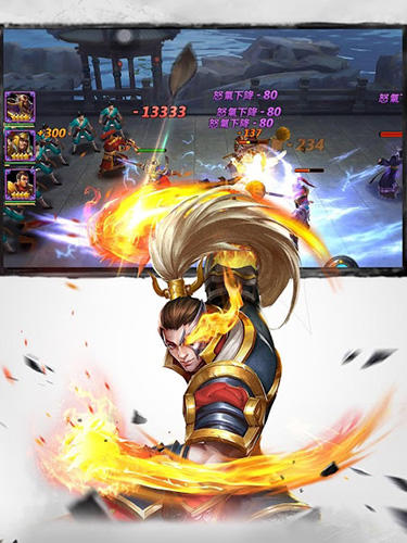 Warriors of fate für Android