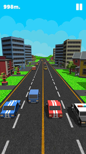 Double traffic race für Android