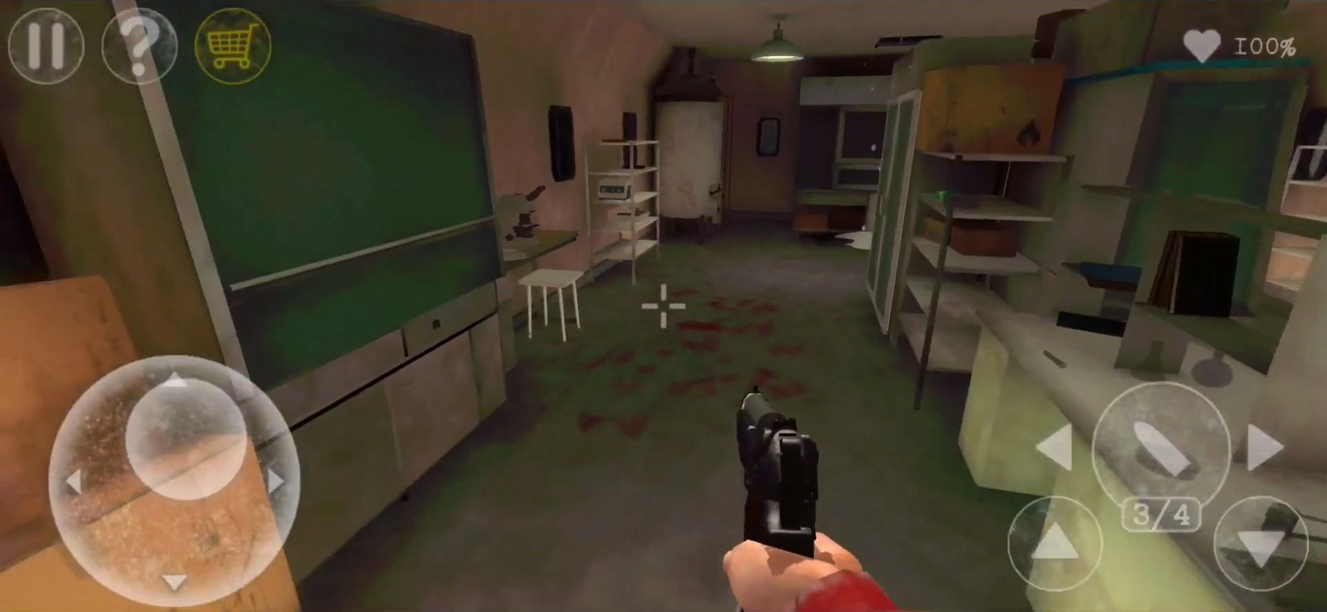 Antarctica 88: Scary Action Survival Horror Game for Android