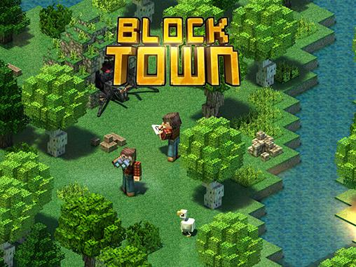 Block town: Craft your city! Symbol