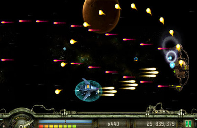 Komplett saubere Version Parallax 2 ohne Mods Shooter