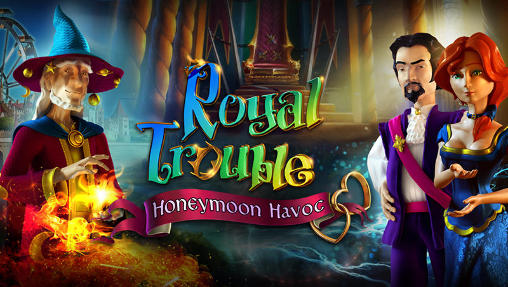 Royal trouble: Honeymoon havoc скріншот 1