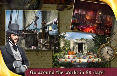 Квест игры: скачать Around the World in 80 Days – Extended Edition на телефон