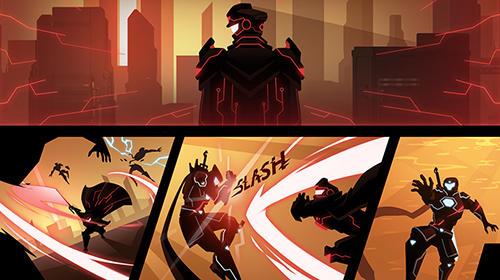 Action Overdrive: Ninja shadow revenge für das Smartphone