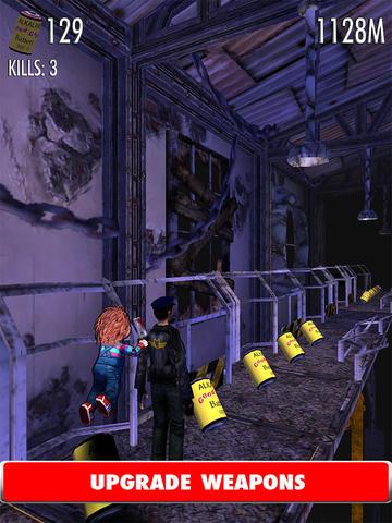 Arcade-Spiele: Lade Chucky: Schlitzen & Einsammeln auf dein Handy herunter