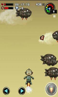 Robot Adventure screenshot 1