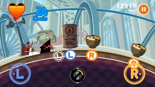 Eat beat: Dead spike-san für Android