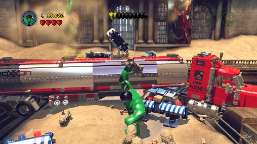 LEGO Marvel super heroes v1.09 скриншот 2