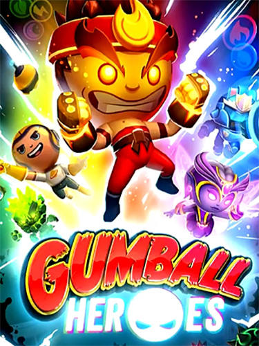 Gumball heroes: Action RPG battle game Screenshot