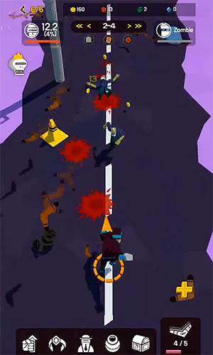 Boomerang evolution: Merge idle RPG für Android