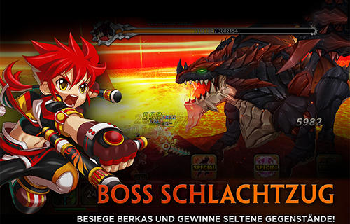 Grand chase M: Action RPG für Android