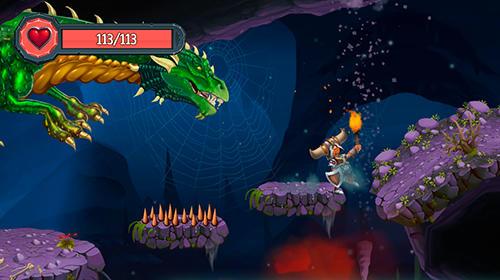 Arcade-Spiele Swift knight für das Smartphone