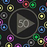 50: Critical mass icon