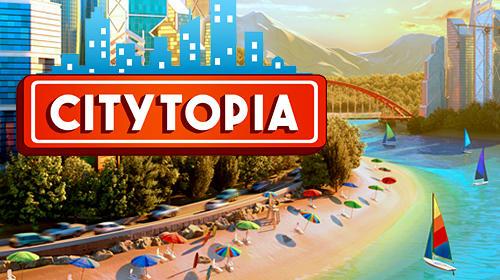 логотип Сититопия: Построй город своей мечты