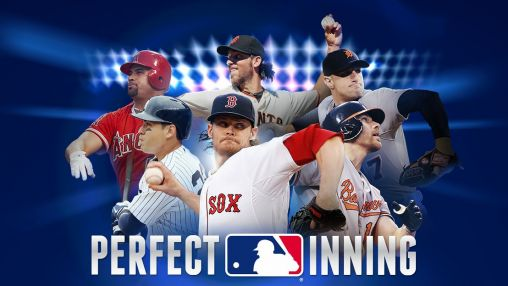 MLB Perfect inning capture d'écran 1