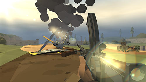 World war polygon: WW2 shooter pour Android
