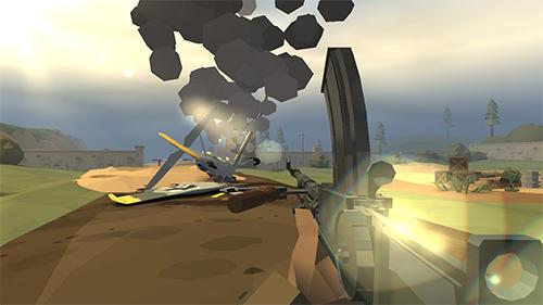World war polygon: WW2 shooter для Android