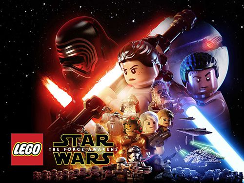 logo LEGO Star Wars: Das Erwachen der Macht